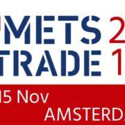 METSTRADE 2018 13 - 15 November - RAI Amsterdam